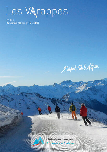 Les Varappes n°119 Automne/Hiver 2017/18
